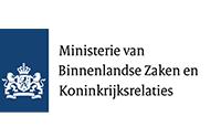 Logo - Ministerie van Binnenlandse Zaken en Koninkrijksrelaties