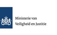 Logo - Ministerie van Veiligheid en Justitie